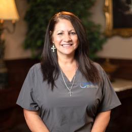 Meet Gina:Receptionist