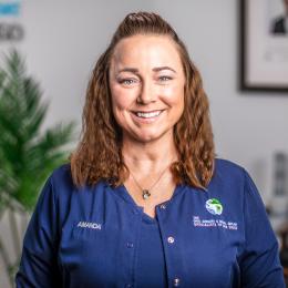 Meet Amanda:Asistente Quirúrgica Principal