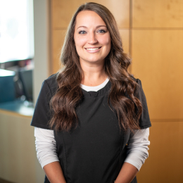 Meet Whitney, our Clinical Assistant.