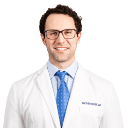 Meet Dr. Matthew Krieger, our Oral & Maxillofacial Surgeon.