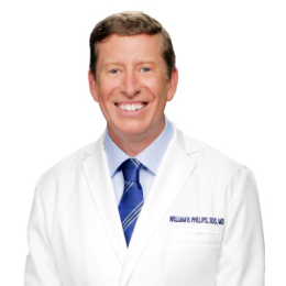 Meet Dr. William R. Phillips, our Oral & Maxillofacial Surgeon.