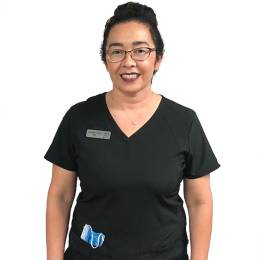Meet Johanna, our Treatment Assistant.
