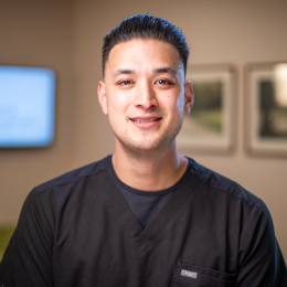 Meet André, our Surgical Assistant.