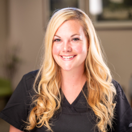 Meet Tiffany, our Lead Surgical Assistant.