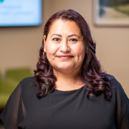 Meet Vilma, our Treatment Coordinator.