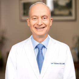Meet Dr. Tolstunov, our Oral & Maxillofacial Surgeon.