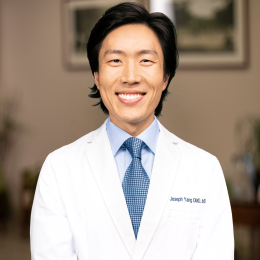 Meet Dr. Yang, our Oral & Maxillofacial Surgeon.
