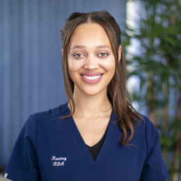 Meet Kourtney, our Surgical Assistant.