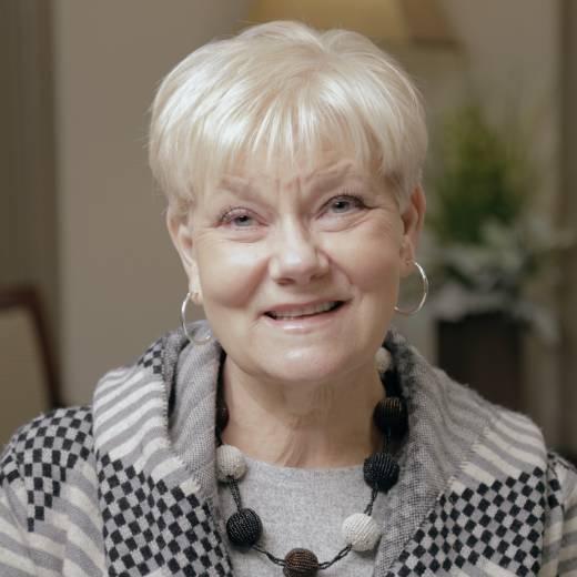 Meet Melinda dental implants Lubbock, TX patient