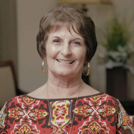 Meet Patricia, dental implants Lubbock, TX patient