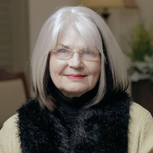 Meet Sue dental implants Lubbock, TX patient