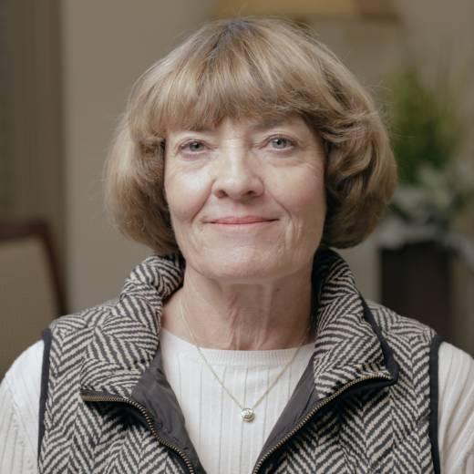 Meet Teresa dental implants Lubbock, TX patient