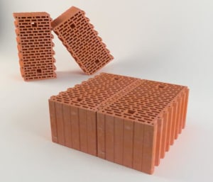 Керамические блоки для строительства