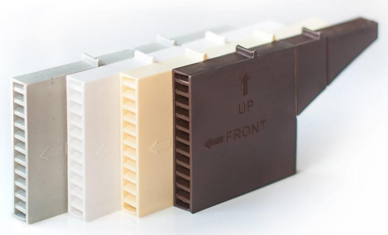 Вентиляционные коробочки для фасада
