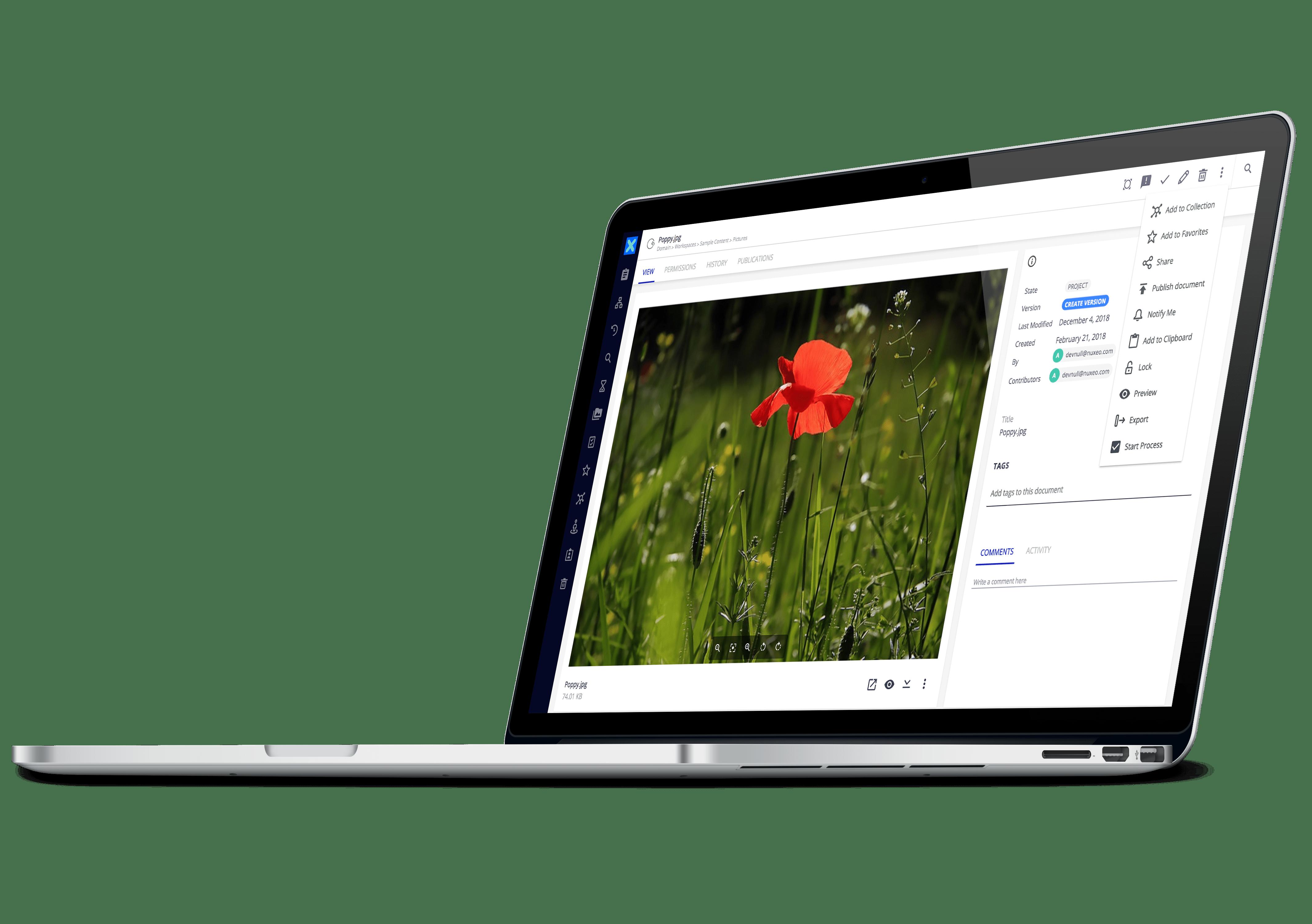Nuxeo Platform 10.3