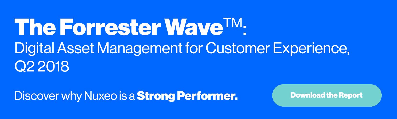 Forrester Wave DAM