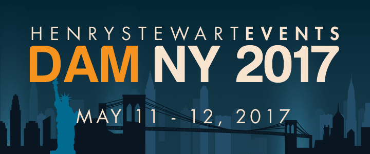 Henry Stewart Events - DAM NY 2017