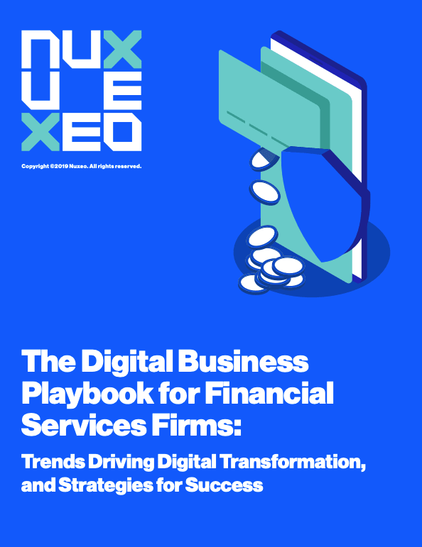 FinServ Digital Transformation