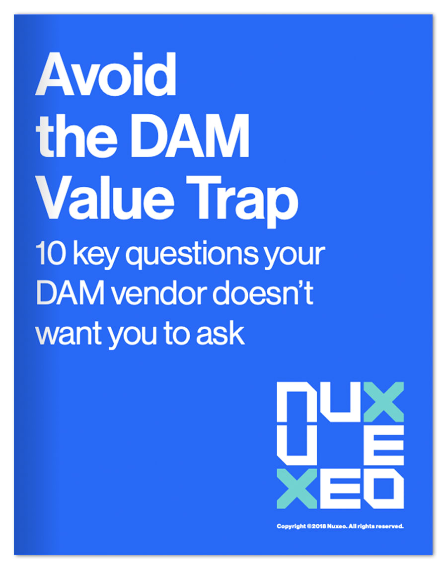 Avoid the dam value trap nuxeo fandeluxe Choice Image
