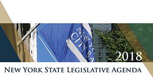 2018 NYS Legislative Agenda _small