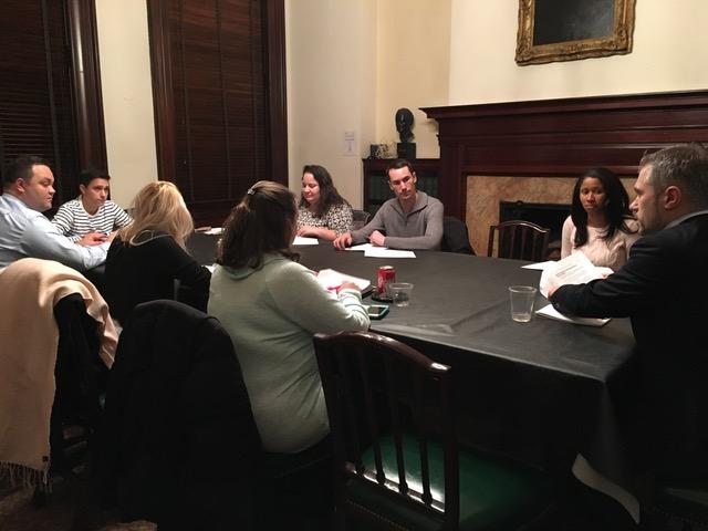 2018 Committee Meeting