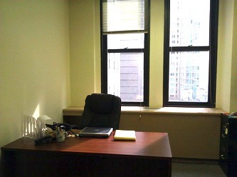 Office Space Available | Member & Career Services | NYC Bar