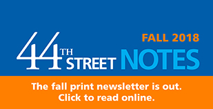 44th Street Notes - Fall 2018 - homepage