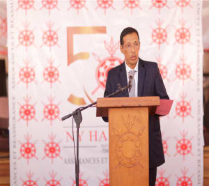 Monsieur le Directeur Général Ny Havana