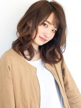 【NYNY】オトナ女子×脱力ミディアム
