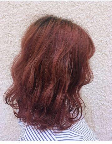 strawberry color