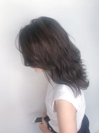 艶髪×暗髪×大人ヘア