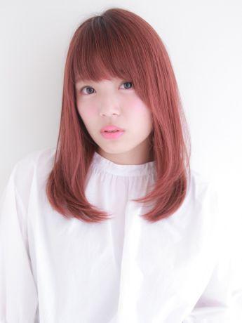 ナチュラル×カジュアルな女子力高めヘア