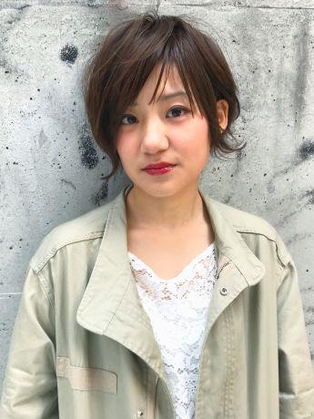 【NYNY】春ショートで可愛いとかっこいいを!ボブルフヘアー