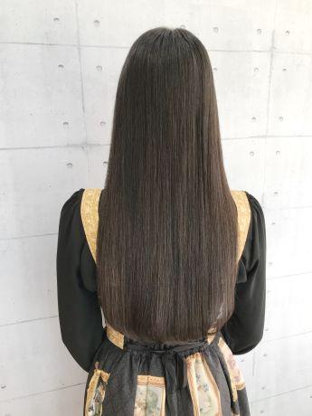 憧れの艶髪【オッジィオットトリートメント】