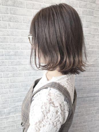 【外ハネボブ】大人可愛いスタイル