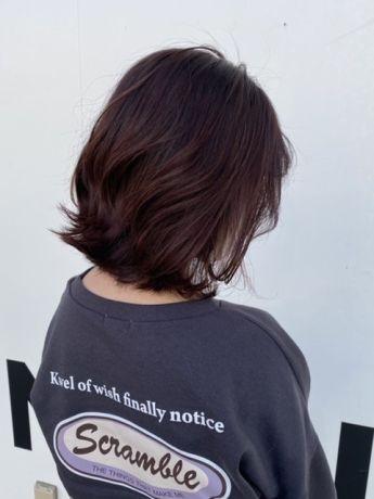 【NYNY 岩破】ブリーチなし艶髪