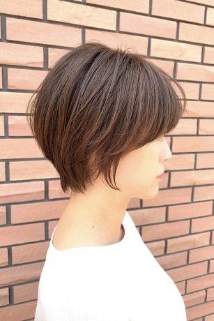 【スッキリ立体感ショート】でエイジングにより扱いにくくなった髪質やボリュームをコントロール!