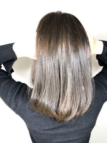 うねり・広がり・手触り よくしたい方 髪質改善チューニング