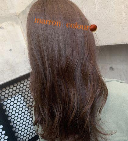 大人気。orange color!!