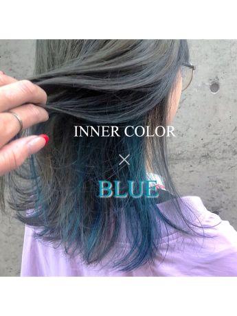 inner color×Blue