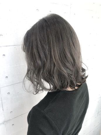 イルミナカラー【ダークアッシュグレー】