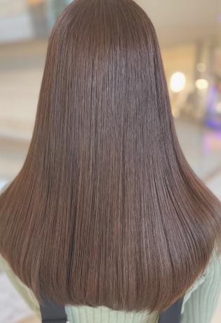 艶髪チョコレートモカ