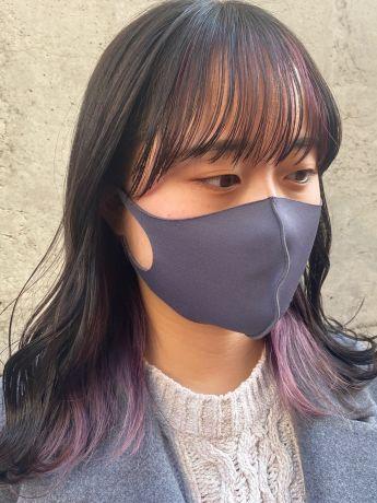 inner purple