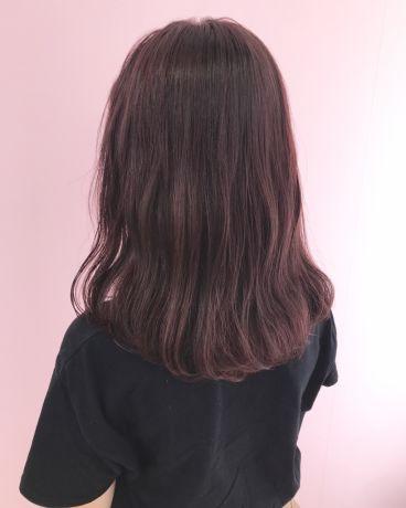 【NYNY新田辺】鈴木限定パープルアッシュ