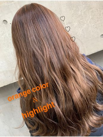 orangecolor &highlight
