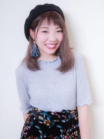 NYNY 守口店 山本 綾乃