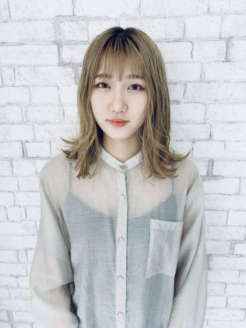 NYNY 姫路本店 稲岡 理乃