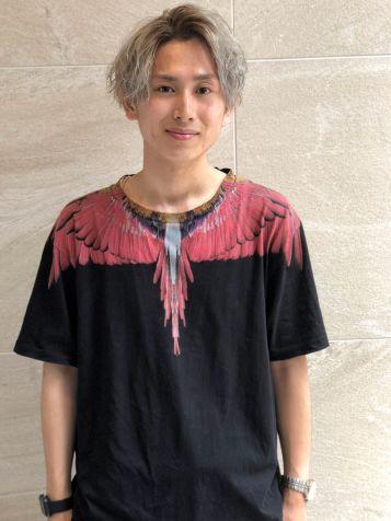 essensuals by TONI&GUY 梅田茶屋町店 平川 雅史