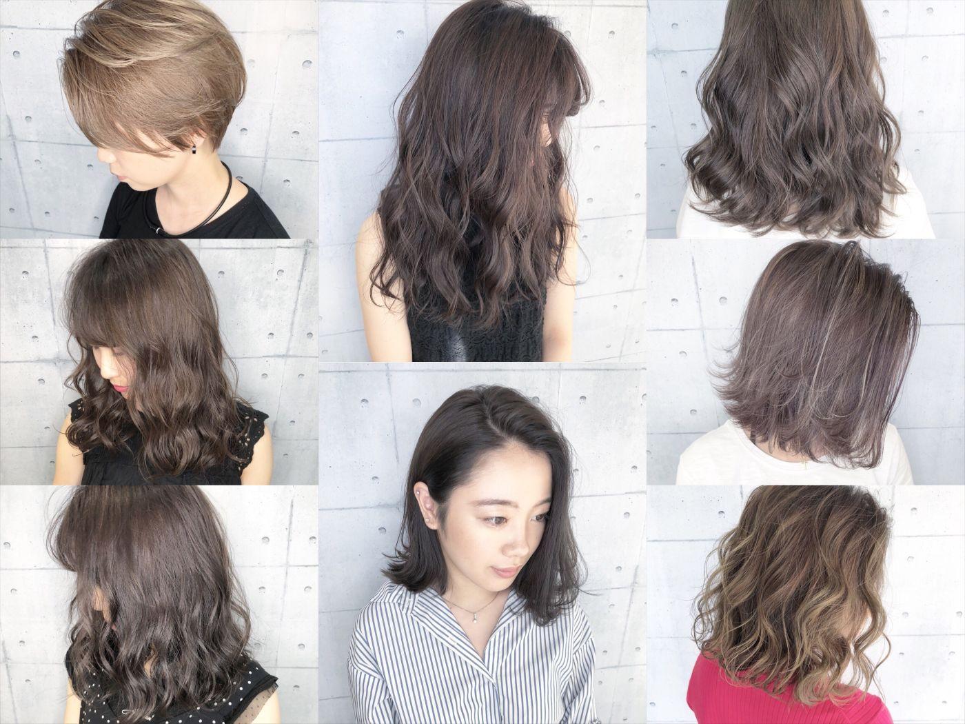 ④現状の髪色から可能な施術かどうか