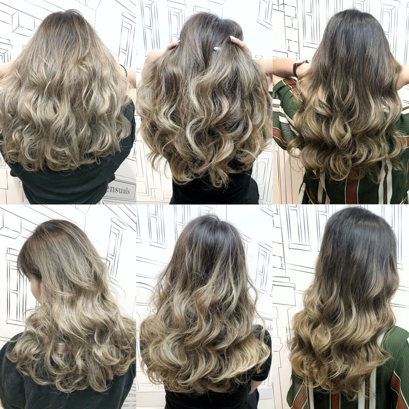 お客様の髪の状態を1番に考えるからこそ、似合う外国人風カラーを